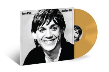 Iggy Pop Celebrates 40 Years Of 'Lust For Life' With Vinyl Reissue