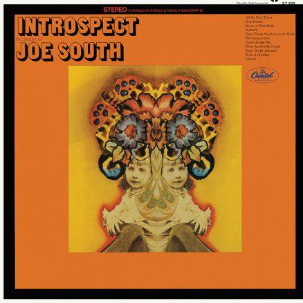Joe South Introspect Album Cover web optimised 820