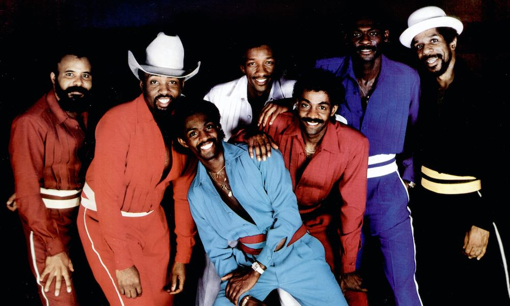 Kool & the Gang GettyImages 85244505