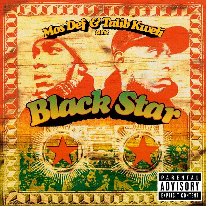Mos Def And Talib Kweli Are Black Star Album cover web optimised 820