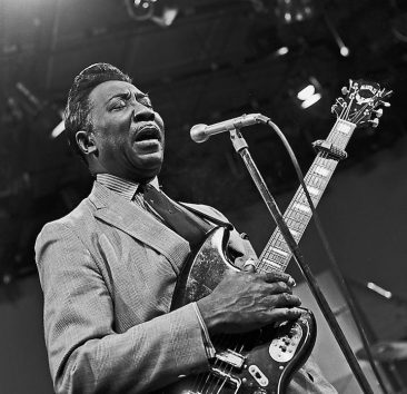 When Muddy Waters Was Drinkin' TNT