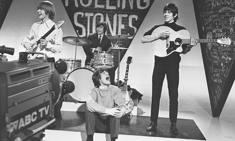 The Rolling Stones On Air Press Photo CREDIT Getty Images, Terry O'Neill web optimised 1000
