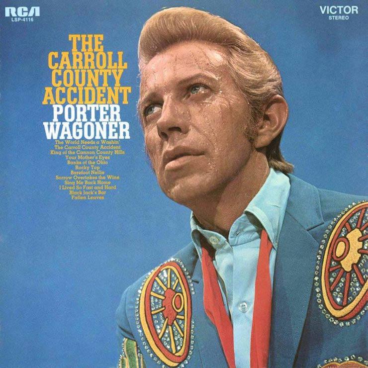 Porter Wagoner Rubber Room