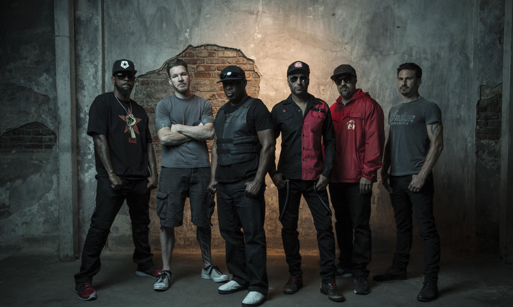 Prophets Of Rage Made With Hate Single