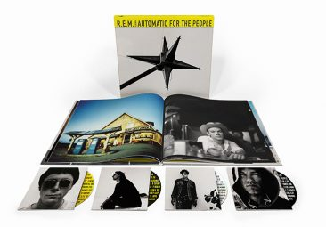 R.E.M. Announce 25th Anniversary Edition Of 'Automatic For The People'