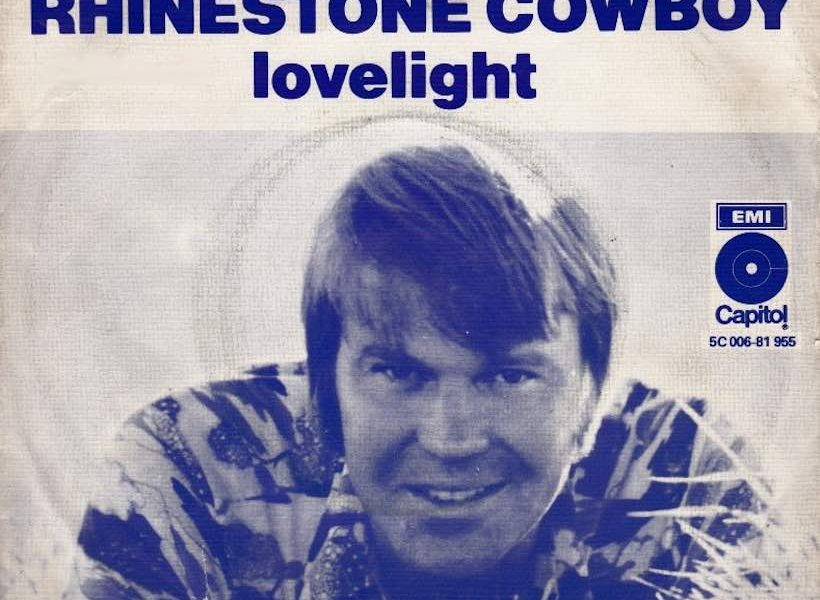 After 14 Years, Glen Campbell Goes No  1 Pop With