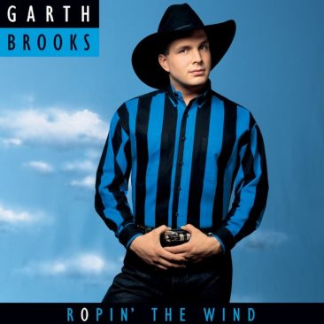 When Garth Brooks Was 'Ropin' The Wind' & Rulin' The Charts