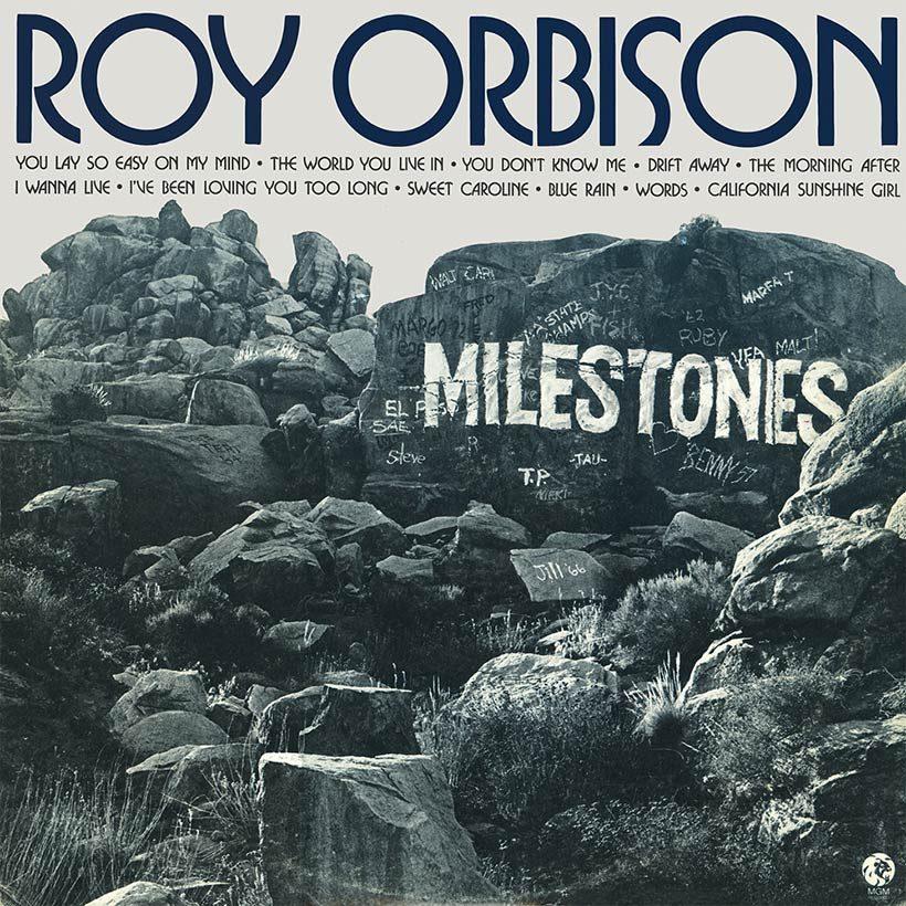 Roy Orbison Milestones Album Cover web optimised 820