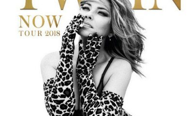 Shania Twain Announces Autumn 2018 UK And Ireland Tour