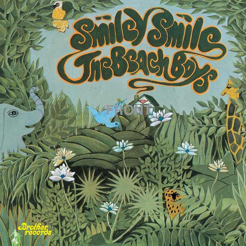 'Smiley Smile': A Positive Chapter In A Testing 1967 For The Beach Boys