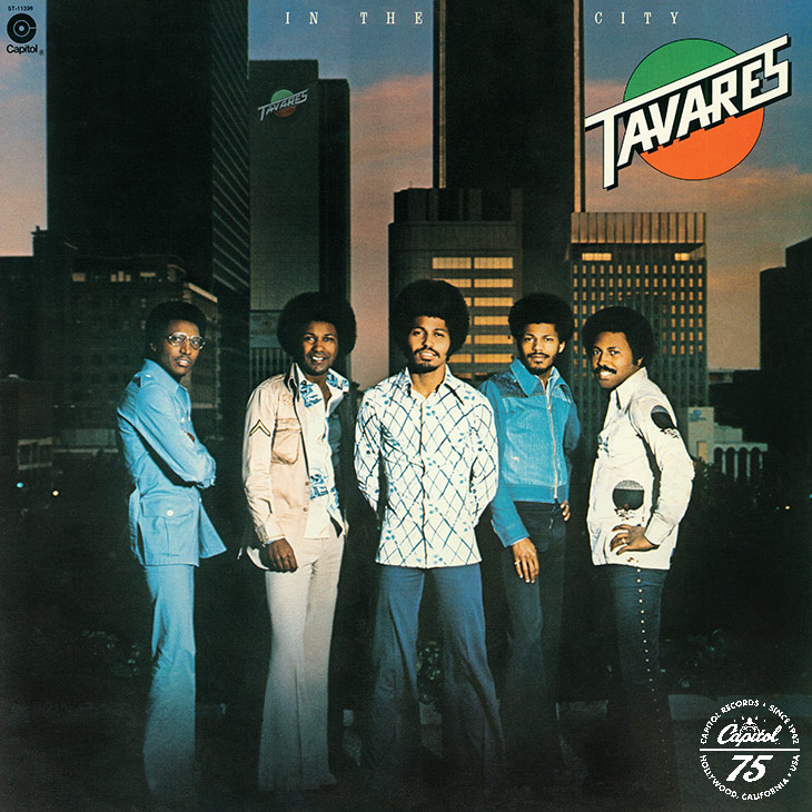 reDiscover The Mirror Ball Grooves Of Tavares' 'In The City'