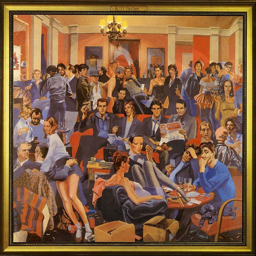 The Ruts The Crack album cover web optimised 820