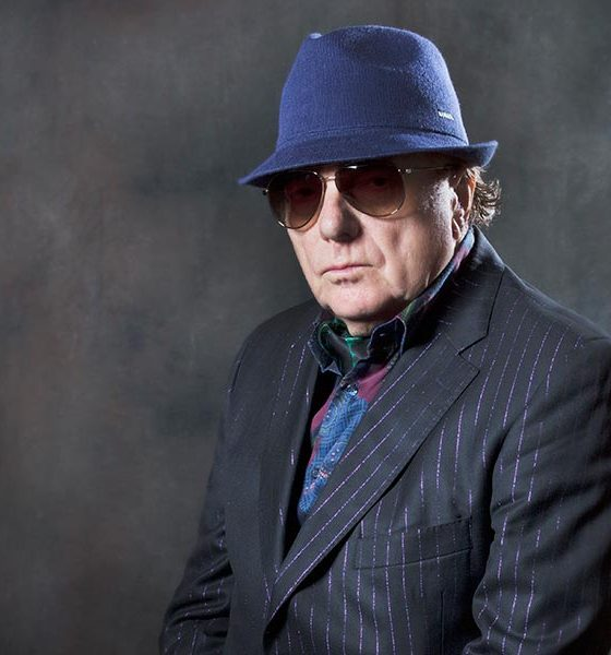 Van Morrison Roll With The Punches Press Shot