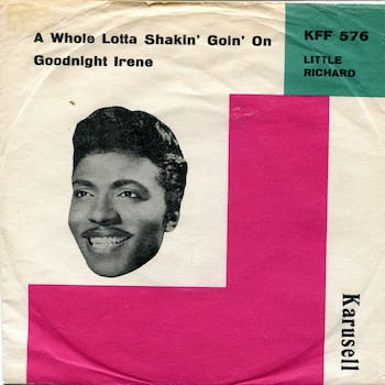Whole Lotta Shakin' Little Richard