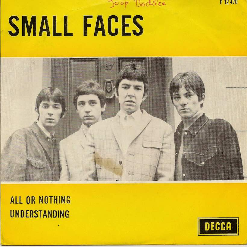 'All Or Nothing': When The Small Faces Toppled The Beatles