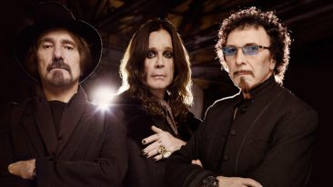 Black Sabbath Share Clip From Upcoming Concert Film