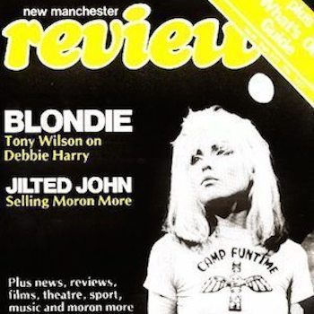 Blondie Review cover