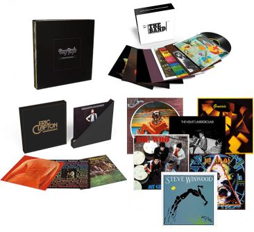 Win A Massive Classic Rock Vinyl Bundle!