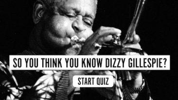 Dizzy Gillespie Music Quiz