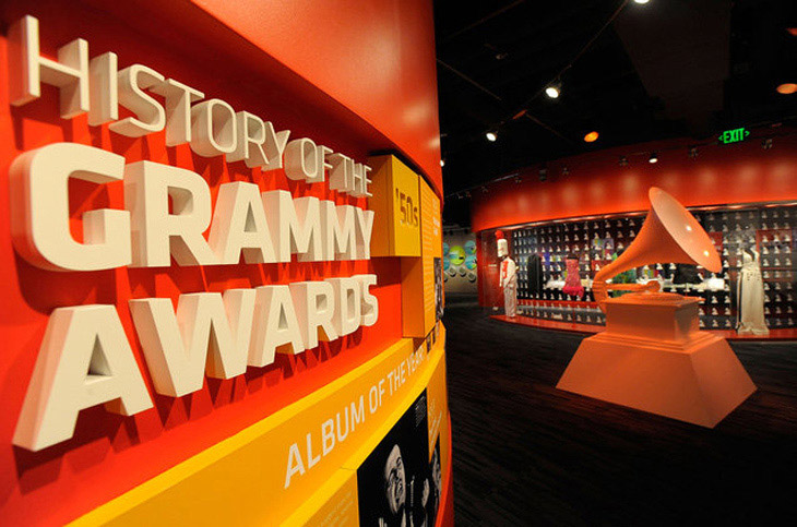 Michael Jackson, Taylor Swift Items Exhibit At Newark Grammy Museum