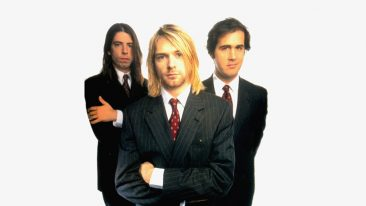 Microphones Used For Nirvana's 'In Utero' Up For Auction