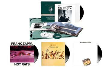 Win A Prog Rock Box Set And Vinyl Bundle!