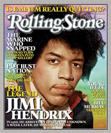 Iconic US Music Magazine 'Rolling Stone' Up For Sale