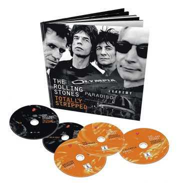 The Rolling Stones – Totally Stripped Deluxe Edition Giveaway