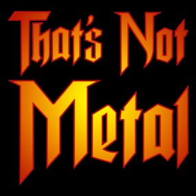 Thats Not Metal logo