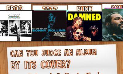 How Album Artwork Reflects Music