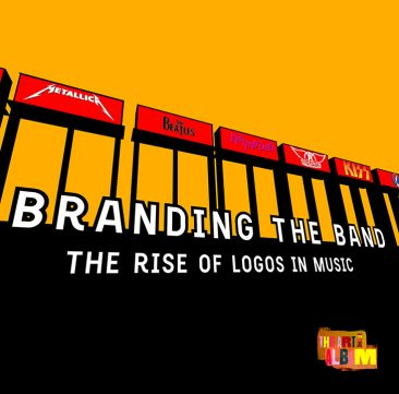 Branding The Band: The Rise Of Logos In Music