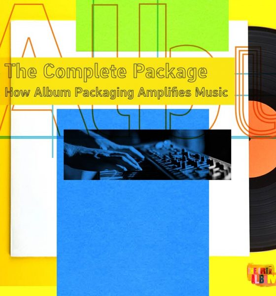 How Album Packaging Amplifies Music