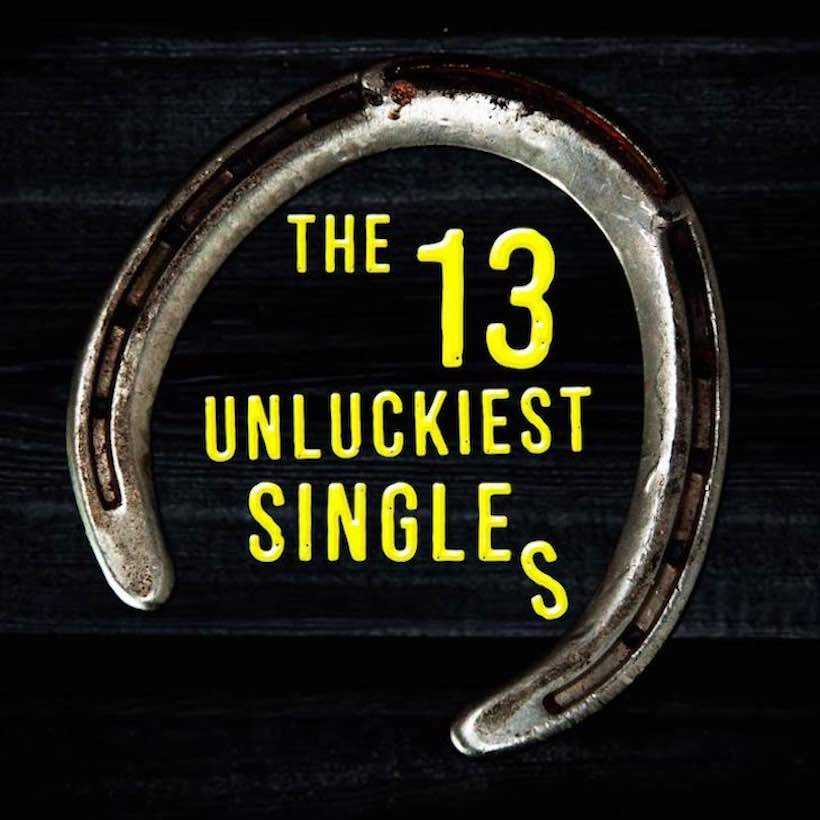 13 unluckiest singles artwork