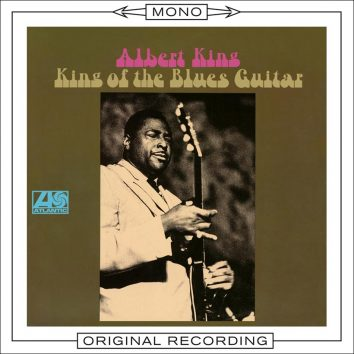 Albert King King Of The Blues Guitar album cover web optimised 820