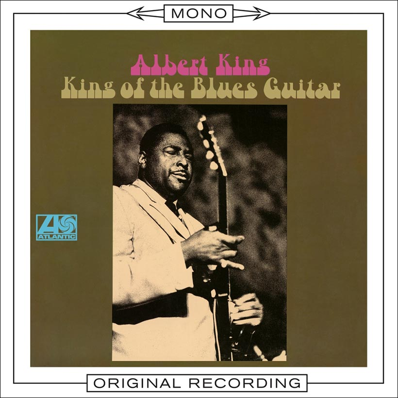 Albert King King Of The Blues Guitar album cover web optimised 820