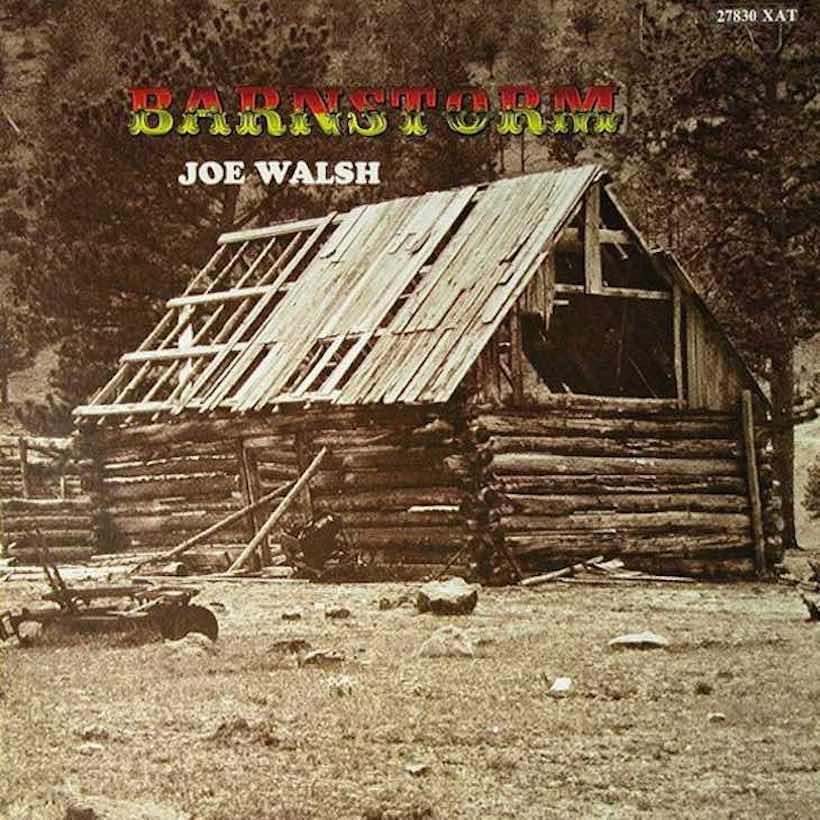 Barnstorm Joe Walsh