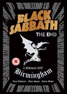 Black Sabbaths The End
