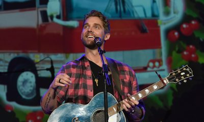 Brett Young photo Photo: Rick Diamond and Getty Images