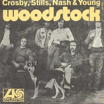 CSNY Woodstock