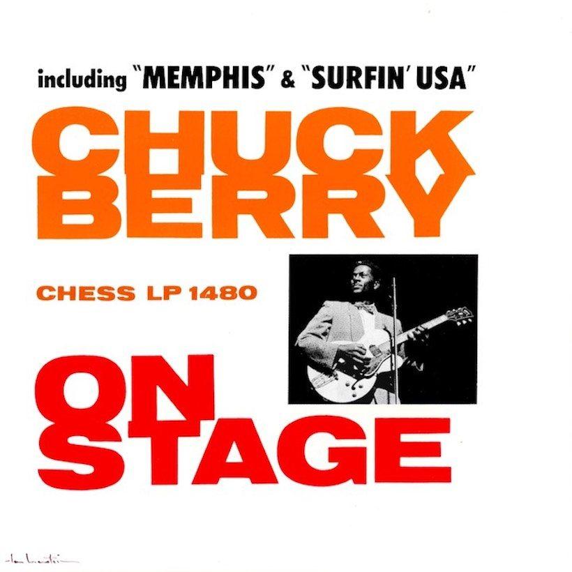 Chuck Berry artwork: UMG
