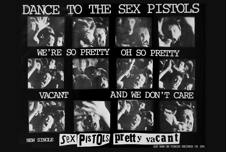 Dance To Sex Pistols artwork