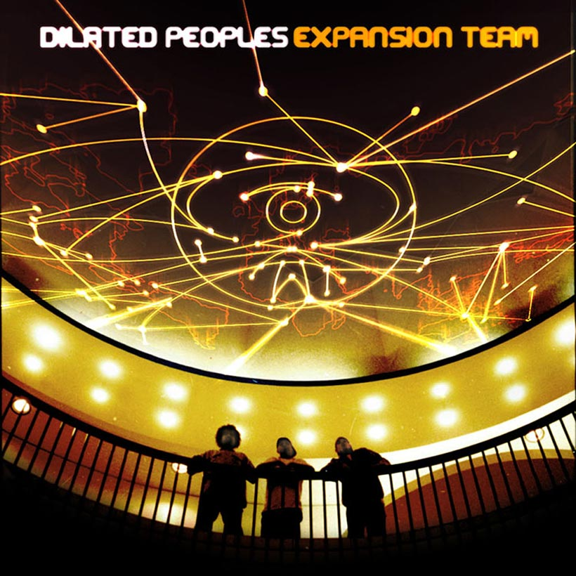 Dilated Peoples Expansion team album cover web optimised 820