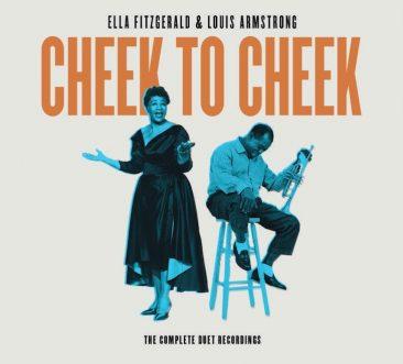 Ella Fitzgerald and Louis Armstrong Go 'Cheek To Cheek' Again
