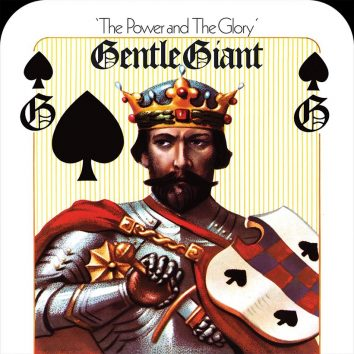 Gentle Giant The Power And The Glory Album Cover web optimised 820