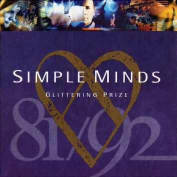 Glittering Prize Simple Minds