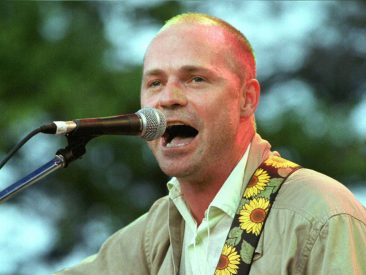 Tragically Hip Frontman Gord Downie Dies Aged 53
