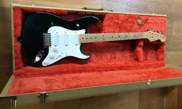 Eric Clapton's 'Heir To Blackie' Guitar Up For Sale