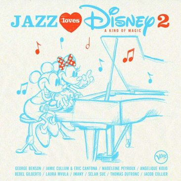 Second Instalment in 'Jazz Loves Disney' Series Set For Release