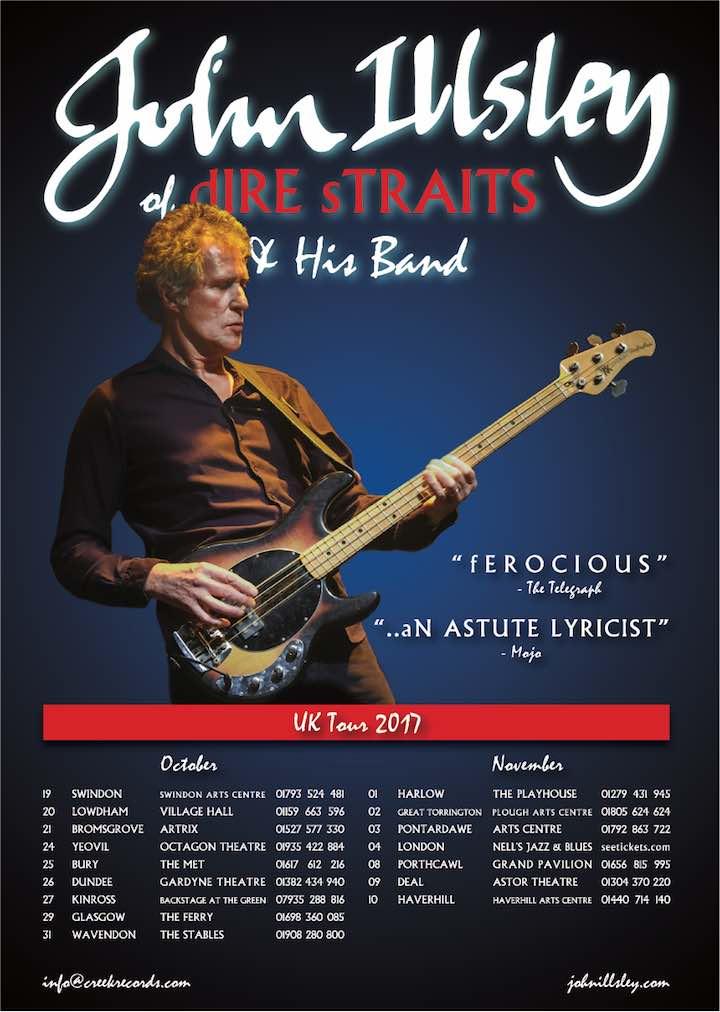 Dire Straits Tour  Uk