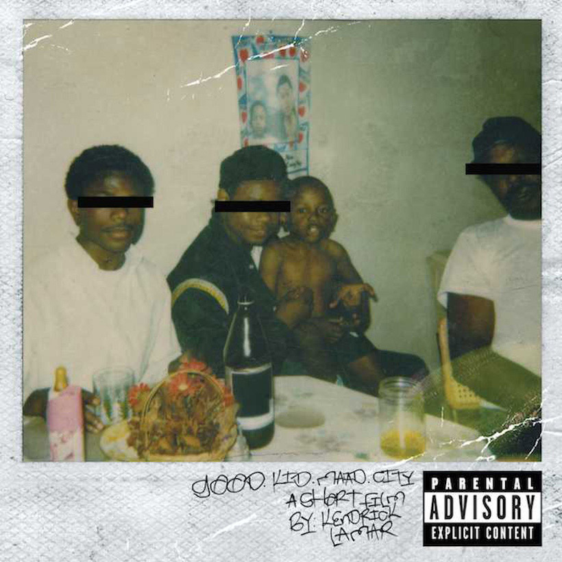 Kendrick Lamar Good Kid, mAAd Cityy